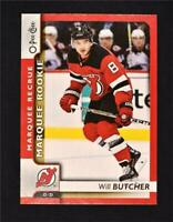 2017-18 UD Upper Deck Series 2 OPC Rookie Update Red Border #636 Will Butcher