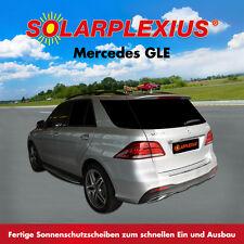 Protezione solare pannelli frontali per Mercedes ML//GLE w166 dal 11//2011 PARASOLE COMPLETO
