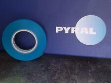 "NEW PYRAL RMG 1/4"" BLUE SPLICING TAPE AMPEX REVOX STUDER TASCAM OPEN REEL"