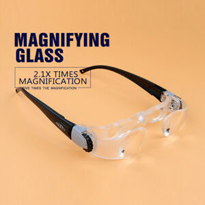 MaxTV Binocular TV Screen Magnifier Magnifying Glasses for Presbyopes Distance