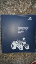 Farmtrac 70 80 Repair Manual, OEM, Good Condition