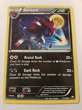 Pokemon TCG; Black & White: Dark Explorers; Zoroark (71/108)