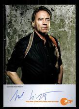 Gerd Silberbauer Soko 5113 Autogrammkarte Original Signiert## BC 45524
