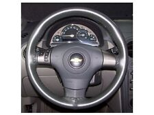 Chevrolet Truck Leather Steering Wheel Cover - Custom Fit & Color All Models WST