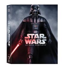 Star Wars - La Saga Completa (9 Blu-Ray)  [Blu-Ray Nuovo]
