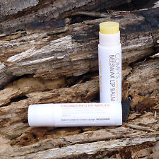 Lip Balm Natural Beeswax (Wild Lemon with Vitamin E) 4.5g