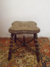 Tabouret Guéridon style Louis XIII