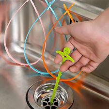 Durable Abfluss-Haar-Removal Tool Clog Sink Reiniger für Badezimmer Küche RW