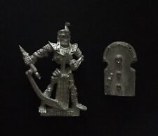 Warhammer Tomb King Kings Tomb Guard 1 + Shield OOP Metal (P280) - Fast Post