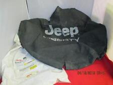 Spare Tire Cover 02-07 Jeep Liberty NOS MOPAR 5JG141X7