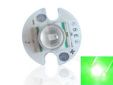 50pcs 1W 3W Cree XR-E Q5 Green 520nm-525nm High Power LED Light Torch Lamp 16mm