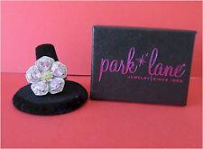 Park Lane Ring *FLORAL FANTASY* #10957 SIZE 9  NWOT Genuine Heart CZ's