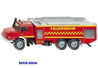 SIKU 2109 / 1:50 SIKU SUPER / Mercedes Zetros Feuerwehr