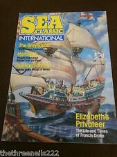 SEA CLASSIC INT - FRANCIS DRAKE - AUTUMN 1985