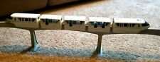 WALT DISNEY WORLD 41 PIECE MONORAIL TRAIN SET IN VERY NICE CONDITION