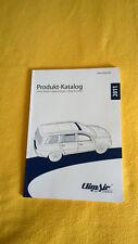 ClimAir Produkt-Katalog von 2011