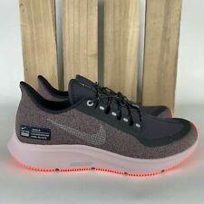 Nike Air Zoom Pegasus 35 RN Shield Oli Grey Women's Shoes AA1644 001 SIZE 6.5 *