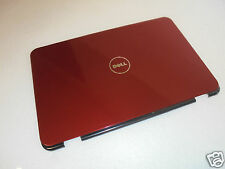 NEW  Dell INSPIRON N5010 M5010 COVER LID RED DHTXG W/O HINGES DHTXG