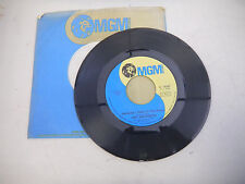 JOEY HEATHERTON gone / the road i took to you pieces MGM   45