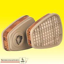 3M Atemschutz-Vollmasken Serie 6000 alle Größen und passende Filter