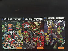 Batman / Teenage Mutant Ninja Turtles Adventures #2 NM (9.4) or Better Lot of 3