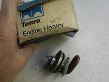 vintage old Temro car engine heater