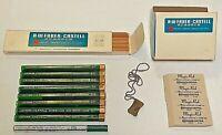 Faber Castell Brass Pencil Sharpener Lead Machine Erasers Engineer Drafting