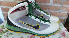 """Nike HYPERIZE air max 360 2010 Size 17 SHOE STRINGS mArKEd  """"AIR MAX""""   RARE!"""