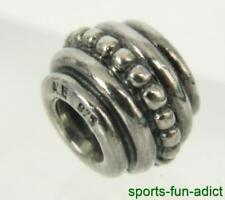 PANDORA 925 Sterling Silver HOPI DOTS Charm RETIRED