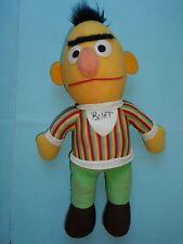 SESAME STREET KTC BERT RAG DOLL KNICKERBOCKER bambola pezza VINTAGE 70 80 old