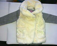 Baby girl fur gilet+ cardigan age 12~18 months