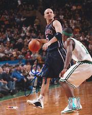 Jason Kidd~New Jersey Nets~Autographed Signed 8 x 10  Photo