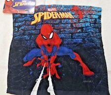 Spiderman Marvel Mini Asciugamano da Scrivania 30x30cm - Nuovo