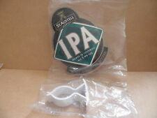 St Austell IPA Bitter Ale Beer Pump Clip face Bar Collectible