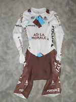 Odlo Team AG2R Focus Aero TT Skinsuit / Zeitfahranzug