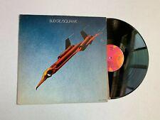 Budgie Squawk Record lp original vinyl album