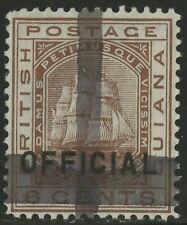 British Guiana  1878  Scott #  86  Mint Very Lightly Hinged