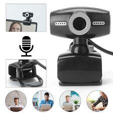 Full HD 480P Webcam Kamera USB 2.0 3.0Mit Mikrofon für Computer Laptop Notebook