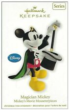 2012 Hallmark Magician Mickey Mickey's Movie Mousterpieces First Series Ornament