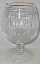 Waterford Hanover Gold Brandy Glass