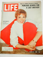 Life Magazine March 12, 1965 - Julie Andrews cover