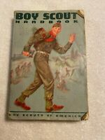 Norman Rockwell Cover Boy Scout Handbook 1959 6th Ed First Printing BSA