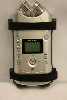 ZOOM H4 DIGITAL HANDY RECORDER PORTABLE HANDHELD WITH SD CARD