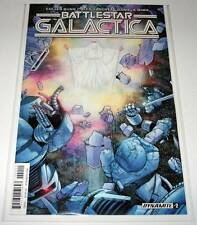 BATTLESTAR GALACTICA (Vol. 3) # 2   Dynamite Comic Sept 2016   NM