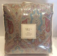 NOBLE EXCELLENCE VILLA AVALON FULL/QUEEN COMFORTER MINI SET $250.00 TAG! NEW!
