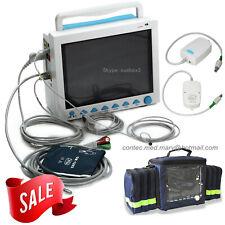 Co2 Module Patient Monitor Portable Icuccu Vital Signs Cardiac Monitorbag 121
