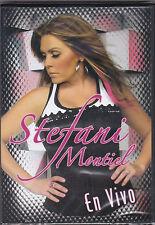 "*DVD-Stefani Montiel-""En Vivo/Live""- Tejano Tex Mex Latin...DVD SEALED!"