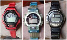 *NH* Lotto 3 orologi Casio G shock 2248 - 1627 -  illuminator 1536 vintage clock