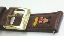 Mickey Mouse Replacement Watch Band Strap 14mm Disney Vintage...