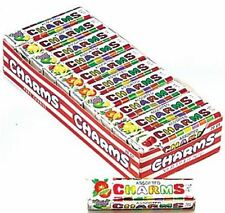 Charms Squares Assorted Fruit Flavor 20 packs (1 oz per pack)